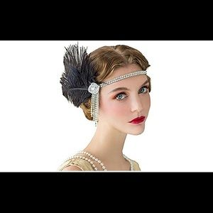 1920's headpiece